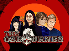 Игровой автомат The Osbournes